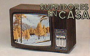 ¿Para que querías 69 canales? ¿UHF en los pares y TVE1 en los impares?