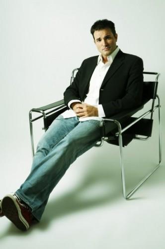 Luis Larrodera, en nuestro silloncito