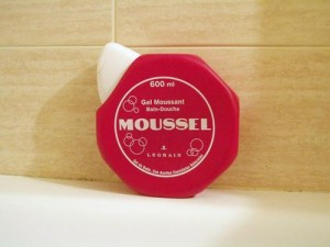 Moussel, para baño y ducha
