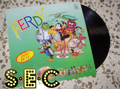 Ferdy: El Álbum