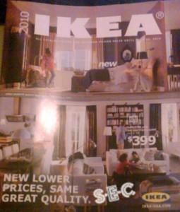 ¿Con el IKEA y el DELIA´S en casa para que quieres ir a Central Park?