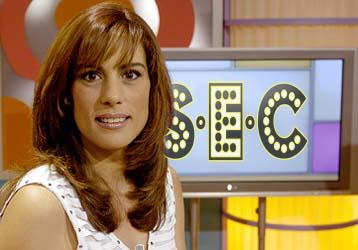 Alicia Senovilla también hizo un piloto de Sufridores en Casa: El Magazine durante las vacaciones de María Teresa Campos