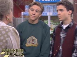 """""""Mamá, Pablo dice que, en unos años, tener un amigo gay será muy moderno"""""""