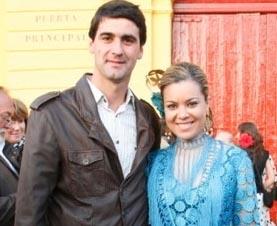 La Campa, de reportera en nuestro programa especial Sufridores en Casa en el Rocío