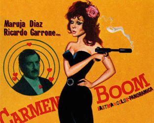 Drew Barrimore se inspiró en Marujita para su papel en Los Angeles de Charly