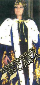 Con Rociito en el papel de Juana La Loca y Antonio Da como Fernando el Hermoso