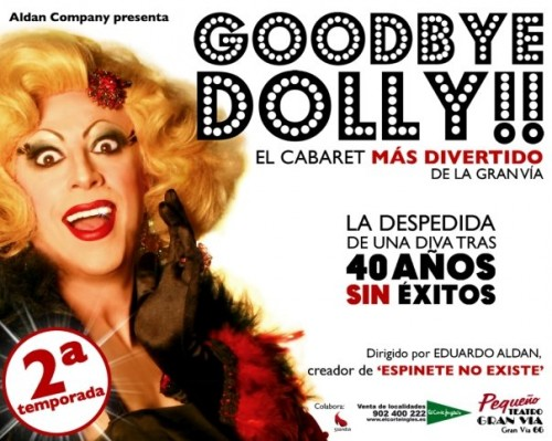 ¡Compartimos tipografía con Goodbye Dolly!