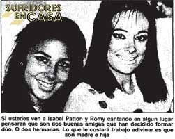 Recorte de prensa de 1984 del diario ABC