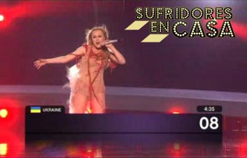 Y as fue la segunda semifinal eurovisiva de 2010 sufridores en casa - Sufridores en casa ...