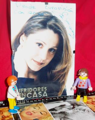 Desde Eurovision, con amor, Eva Santamaría