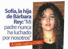 Recorte de prensa de 1997