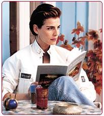 ¿Alguna vez has visto a Ana con un libro? Apueste por la cultural Antonia