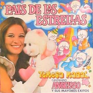 Teresa fue la pionera del Angel y el The Paso con la versión aún más bear de los osos amorosos: LOS ANGELOSOS