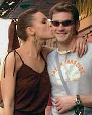 Sara no ha inventado nada: Iker y Eva también se daban besitos en público