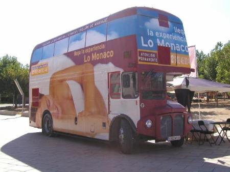 La caravana del amor...y el autobús de los colchones