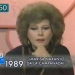 Señoras que dejaron Canarias para trabajar en TVE