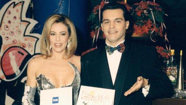 Ana Obregon y Ramon Garcia
