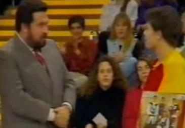 Agatha Ruiz de la Prada se le apareció a Jordi Estadella en 1993, ¿a qué acojona?