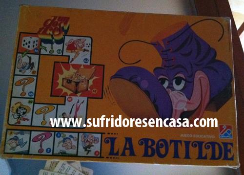 """En la caja pone """"Juego Educativo"""", como los programas de Leticia Sabater"""