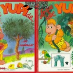 Una de merchandising: la colección de libros de Los Mundos de Yupi