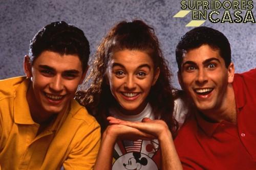 Susana, Juan y Luis Miguel en uno de las primeras imágenes promocionales del programa Susana, Juan y Luis Miguel en uno de las primeras imágenes promocionales del programa