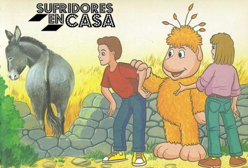 """""""¿Sabéis si la zoofilia mola? Porque el burro me está poniendo idem"""""""