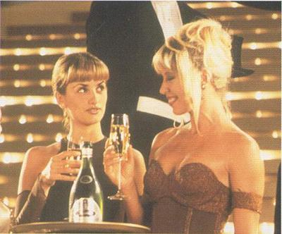 Penélope y Miriam Díaz Aroca apuestan por el champán ¿No vas a apostar tú por ellas?