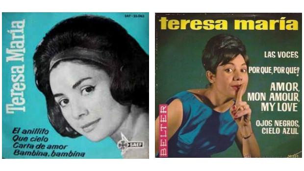 Oda a Teresa María, la Julie Andrews española