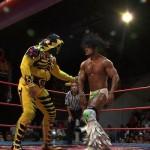 Oda a la lucha libre (III): Así se vive en Méjico el Pressing Catch