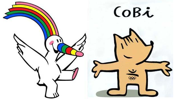 Apueste por una: Curro vs. Cobi