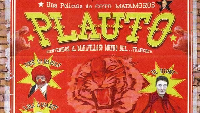 Plauto, la película que escribió Coto Matamoros