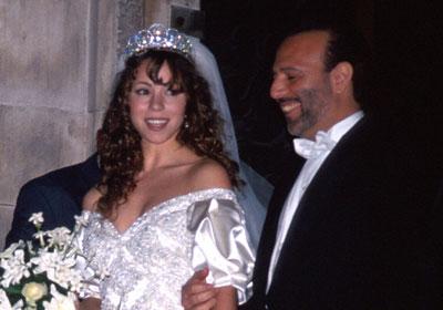 Mariah se casó con Tommy por amor, aunque no sabemos a qué