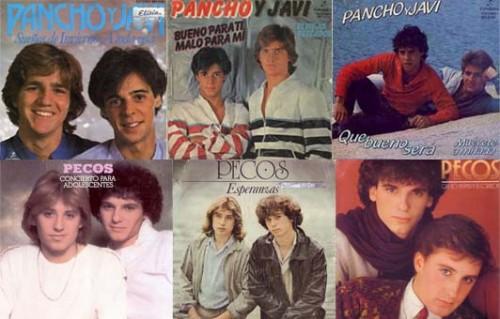 ¿A qué otro dúo para adolescentes me recuerdan Pancho y Javi...?