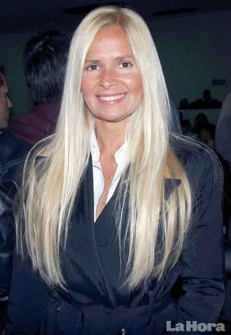 Topacio en 2011 ha digievolucionado en prima de Leticia Sabater