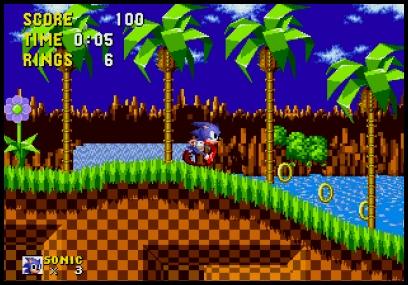 A Sonic le gustan los anillos de oro, como a Inma de Gran Hermano