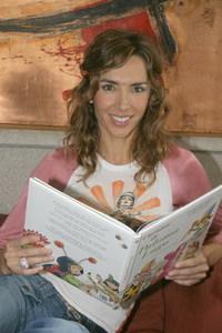 Paloma escribe cuentos, como Ana Botella