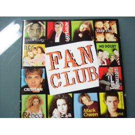 Fan Club tuvo hasta disco propio con artistas de la talla de Gary Barlow, Rebeca o Cristian