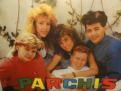 Espuma Fixonia patrocinó la vuelta de Frank y Gemma en 1988