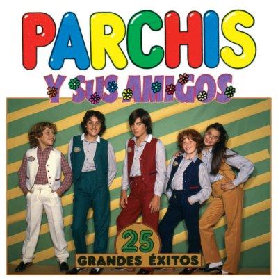 Segunda generación de Parchís, como Olé Olé con Marta Sánchez