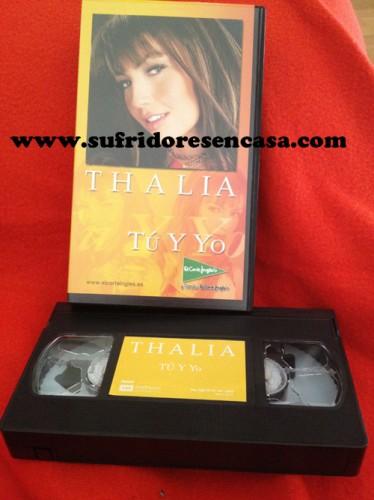Regalo del Corte Inglés por comprar el cd de Thalia...en 2002