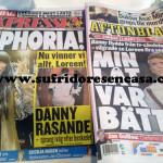 Sufridores en Casa en el Melodifestivalen