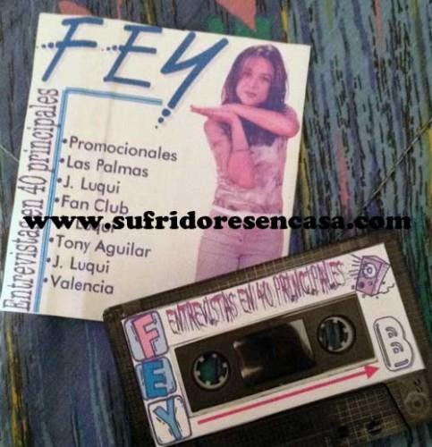 Si no sabes quién es Fey, no eres un auténtico Sufridor en Casa
