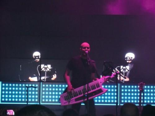 Foto del concierto de LCA en Málaga el pasado viernes (foto: Fuengirola Pop -mi cámara hizo unas mierdas de fotos)