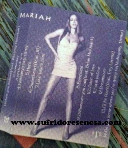 """Mariah estuvo """"encinta"""" antes de tener a sus gemelos..."""