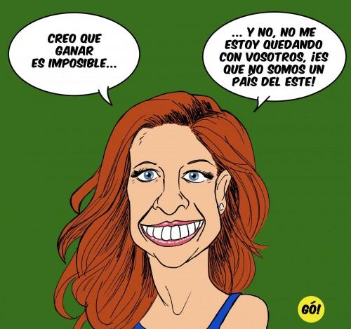 Una nueva ilustración de Isaac Gómez para Sufridores!