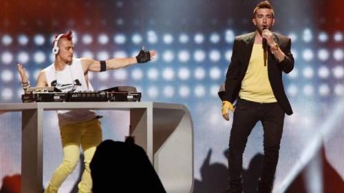 DJ como Paquirrín