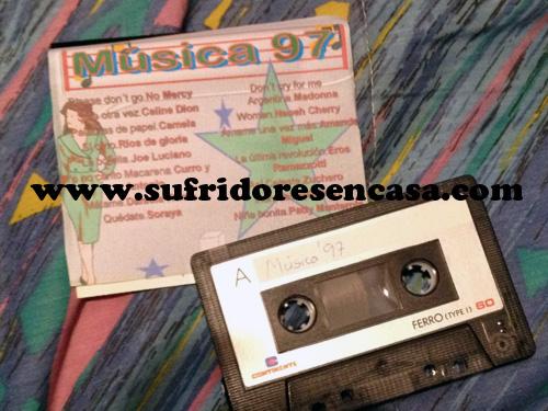 """""""Música 97"""", un titulo tan currado como """"El Programa de AR"""""""