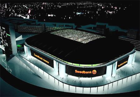 Qué bien sonaría Chayö Mohedano si eligieran este recinto para Eurovisión 2013