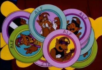 Alf vuelve y no sólo en forma de chapa