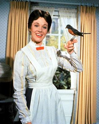 Mary Poppins ya tenía Twitter en los años 60